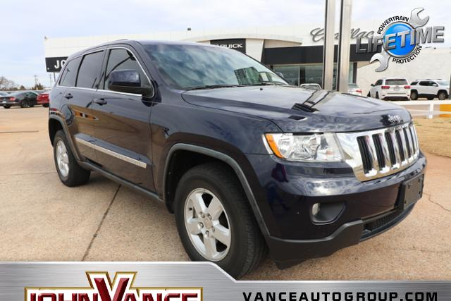 Pre-Owned 2012 Jeep Grand Cherokee RWD 4dr Laredo