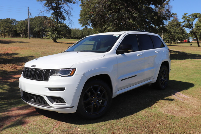 New 2020 JEEP Grand Cherokee Limited X 4x4