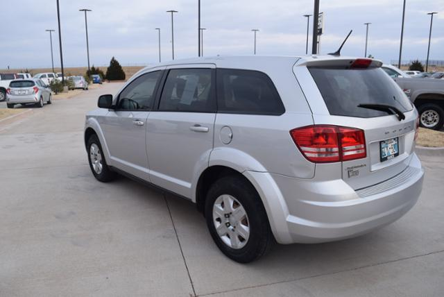 Pre-Owned 2012 Dodge Journey FWD 4dr American Value Pkg