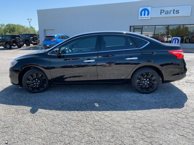 Pre-Owned 2017 Nissan Sentra S CVT