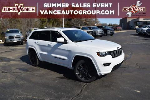 New 2019 JEEP Grand Cherokee Altitude 4x4