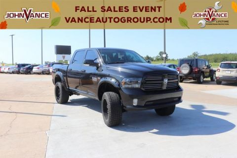 Pre-Owned 2015 Ram 1500 4WD Crew Cab 140.5 Sport