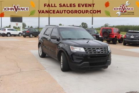 Pre-Owned 2016 Ford Explorer FWD 4dr Base