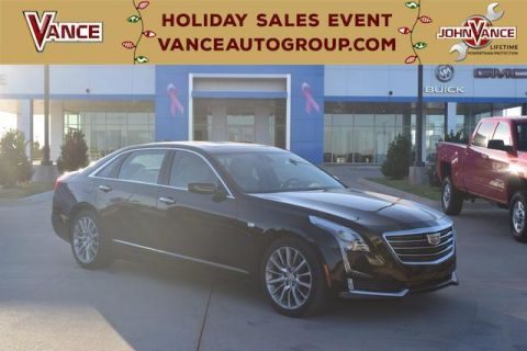 Pre-Owned 2016 Cadillac CT6 4dr Sdn 3.0L Turbo Luxury AWD