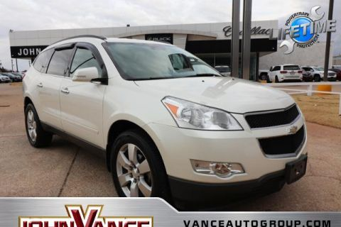 Pre-Owned 2012 Chevrolet Traverse FWD 4dr LT w/1LT
