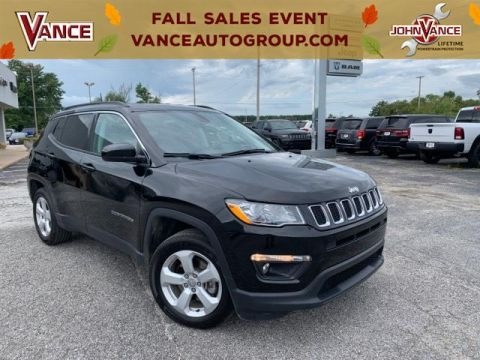 Pre-Owned 2018 Jeep Compass Latitude FWD
