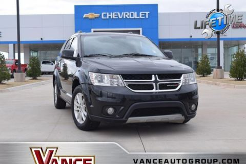 Pre-Owned 2013 Dodge Journey FWD 4dr SXT